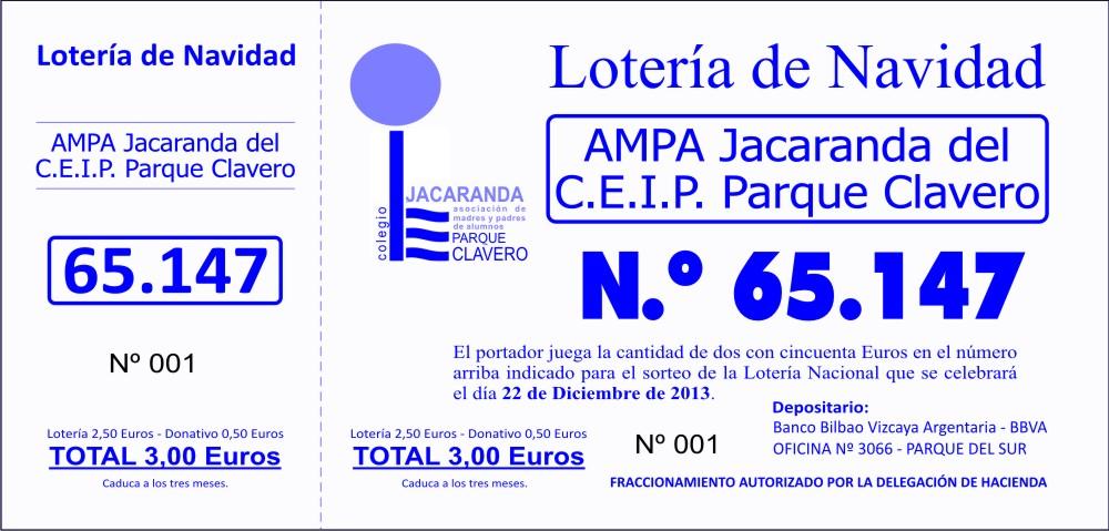 Últimos días para comprar lotería de Navidad